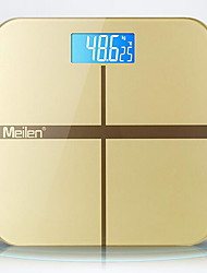 Domestic Electronic Scales Measuring Temperature Meilen Scales