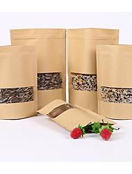 Self Reliance Dried Fruit Tea Snack Food Composite Kraft Paper Bag