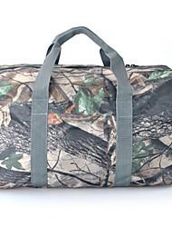 camuflagem grande capacidade de acampamento ao ar livre viagens bolsa de ombro bolsa de dobramento