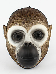 Resin Mask Monkey Full Face Protection Paintball Mask Cosplay Halloween Face Mask