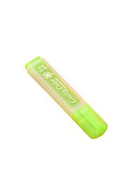 cor fosca número notebook fluorescente caneta oblíqua grossa caneta de flash criativo