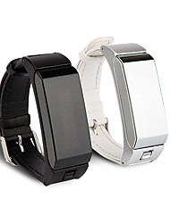 MK02  Bluetooth3.0 iOS / Android Media Control / Message Control 128MB Audio Smart Watch with Wireless Headphone