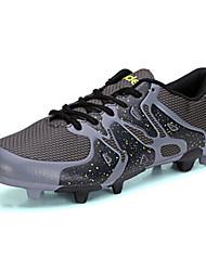 Zapatos de Hombre-Zapatillas de Atletismo-Deporte-Tul / PU-Azul / Negro / Gris / Naranja