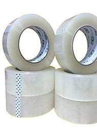 adesivo plástico vedação fita fita de embalagem de banda transparente de 4,5 patente de espessura 2,5 descontraído apertado atsushi fita