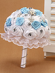 "Wedding Flowers Bouquets Wedding Polyester 7.87""(Approx.20cm)"