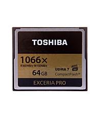 Toshiba Exceria Pro CompactFlash Memory Card 64GB 32GB 16GB - 1066x