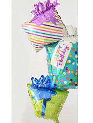 Пластик Свадебные украшения-1шт / комплект День рождения Деревенская тема Зима