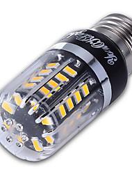 3 E14 / E12 / E26/E27 Bombillas LED de Mazorca T 40 SMD 5736 300 lm Blanco Cálido / Blanco Fresco DecorativaAC 85-265 / AC 100-240 / AC