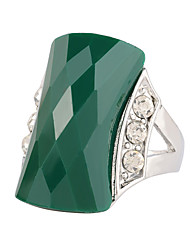 Woman's Popular Restoring Ancient Ways Europe and the United States  gems Female Ring
