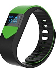 M3S Bluetooth Smart Watch Heart Rate Monitor Wristband Smart Bracelet with Activities Record