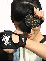 Half Finger Skateboard Roller Brake Protective Gloves