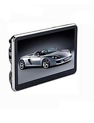 5 дюймов / GPS-навигация / портативный / MTK / автомобильный навигатор / поддержка 36 языков