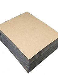 versão pública [embalagem] Exposição-lugs sacos de café em branco do saco de folha kraft não impresso