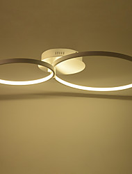 49W Modern/Contemporary LED Flush Mount Living Room / Bedroom / Dining Room / Kitchen