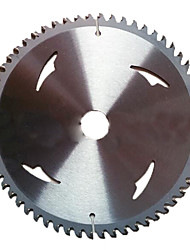 7 polegadas 60 dentes de qualidade standard carpintaria bauer carboneto viu lâmina de serra circular elétrica