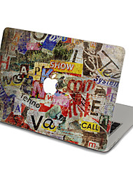 MacBook Front Decal Sticker Painted  For MacBook Pro 13 15 17, MacBook Air 11 13, MacBook Retina 13 15 12