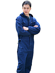 Cotton Jumpsuit Piece Protective Clothing Dust-Proof Clothing Jeans JD053 (180 Sold)
