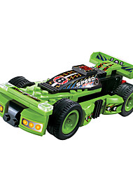 Building Blocks For Gift  Building Blocks Model & Building Toy Car Plastic Above 6 Green Toys