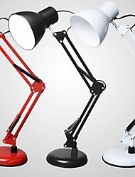 Black Iron Long Arm Folding LED Lamp Work Lamp Eye Protection Lamp