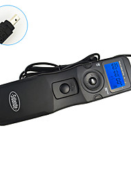 Sidande® 7105 LCD Time Lapse Intervalometer Remote Control Timer Shutter Release for Nikon D80 / D70s