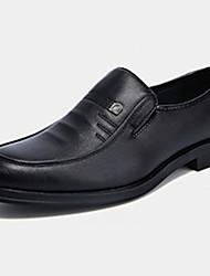 Femme-Décontracté-Noir-Talon Plat-Confort-Sneakers-Similicuir