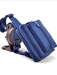 Men Canvas Casual / Outdoor Waist Bag