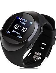 o relógio inteligente pg88 relógio telemóvel gps posicionamento preciso de um mostrador de saúde