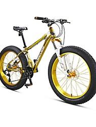 Mountain Bike / Comfort Bike Cycling 24 Speed 26 Inch/700CC Men's Double Disc Brake Suspension Fork Aluminium Alloy Frame / Monocoque