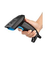 pistola di codici a barre wireless di scansione (interfaccia USB, la velocità di stampa: 200 volte / sec)