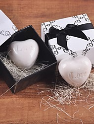 Wedding Party Party Favors & Gifts-1Piece/Set Practical Favors Tag Eco-friendly  Classic Theme Heart-shaped Personalized