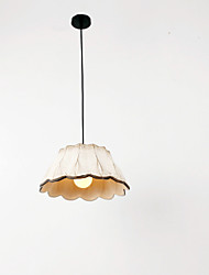 60W Pendant Light ,  Modern/Contemporary / Traditional/Classic / Rustic/Lodge / Vintage / Retro for Mini Style