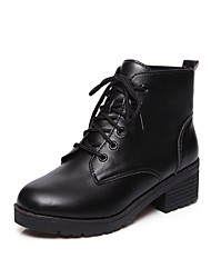 Women's Boots Fall / Winter Wedges / Riding Boots / Fashion Boots / Bootie / Combat Boots / Round Toe/ Office