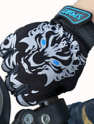 Ski Gloves Fingerless Gloves Kid's Activity/ Sports Gloves Anti-skidding Gloves Cycling/Bike Canvas Cycling Gloves / Ski Gloves Summer