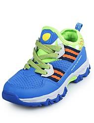 Boy's Sneakers  Fall / Winter Comfort / Round Toe / Closed Toe PU / Tulle Outdoor / Casual Flat Heel GoreBlue