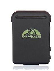 трек-102b тк спутникового позиционирования трекер, трекер универсальный персональный автомобиль локатор GPS