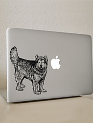 Dog Decorative Skin Sticker for MacBook Air/Pro/Pro with Retina