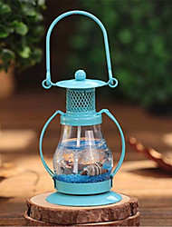 The sea lamp Candle wedding, birthday party supplies, nostalgic Candle Lantern