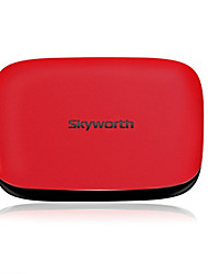 skyworth android 4.2.2 caixa de smart tv Core HD 2g ram 8g rom quad wi-fi (sem dongle tv)