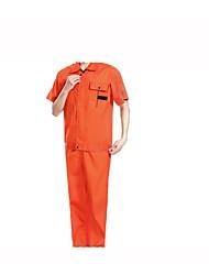 vêtements masculins, l'été, service électricien de soudage, taille: 175 (manteau + pantalon)