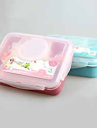 yooyee friendly usine conteneurs boîte bento Chine eco 3 compartiments