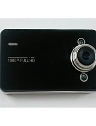 véhicule k6000 enregistreur monté pu qing cycle de la caméra de vision nocturne caméra 1080p