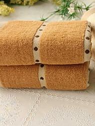 Waschtuch-100% Baumwolle-Jacquard-34*75cm