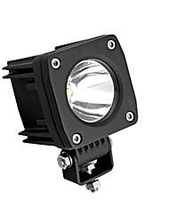 1pcs high-end super utilitário leveza Bright LED mini-luz de trabalho levou luz de trabalho 10w cree conduziu trabalhos leves de 2,5 '' '