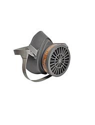 маска фильтр с активированным углем газа (степень защиты: анти вирус)