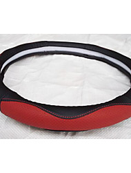 Pinhole Breathable Comfortable Steering Wheel Cover Environmental Odor-Free Wear Non-Slip Anti-Sweat