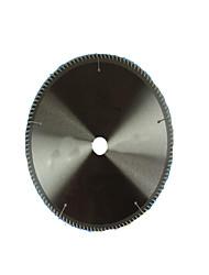 lâminas de serra de carboneto de alumínio (100T lâmina de liga de alumínio de 10 polegadas)