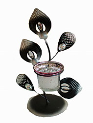 Fashion Metal Peacock Style Modern/Contemporary Candleholder Decorate Decoration Wedding Daily