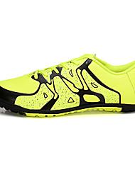 Garçon-Sport-Bleu Vert Gris Orange-Talon Plat-Confort-Chaussures d'Athlétisme-Tulle Polyuréthane
