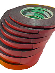 High Temperature Tape 3M Double-Sided Adhesive Foam Plastic  Red Mobile Phone Lcd Repair Double-Sided Tape