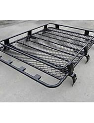 caixa de telhado do carro Mitsubishi Pajero V31 / 32/33 veículos off-road a ser montados bagageiro caixa de bagagem